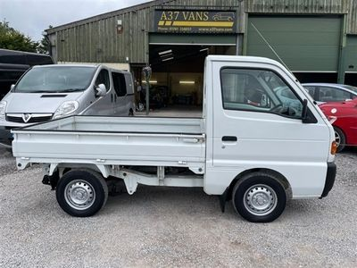 used Suzuki Carry Carry RAREPETROL TURBO DROPSIDE FRESH IMPORT ONLY 11K MILES! NO VAT TO PAY