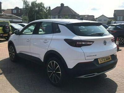 used Vauxhall Grandland X 1.2 ELITE NAV
