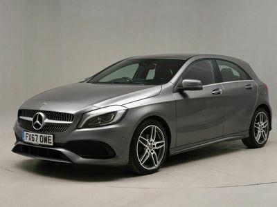 used Mercedes A180 A ClassAMG Line Premium 5dr For Sale Reg:FX67 OWE