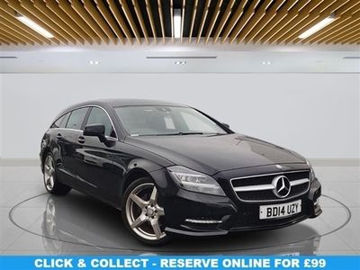 used Mercedes CLS250 Cls Class 2.1CDI BLUEEFFICIENCY AMG SPORT 5d 202 BHP | FULL SERVICE HISTORY |