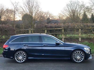 used Mercedes C250 C ClassAMG Line Premium 5dr Auto