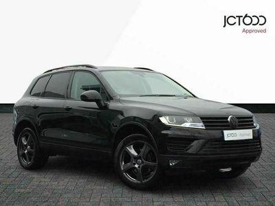 used VW Touareg V6 ESCAPE TDI BLUEMOTION TECHNOLOGY diesel estate