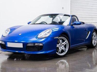 used Porsche Boxster 2.7 24V SPORT EDITION 2DR