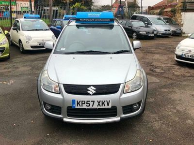 used Suzuki SX4 1.6 GLX 4Grip 5-Door
