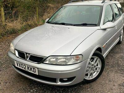 used Vauxhall Vectra 2.6 V6 SRi 5dr