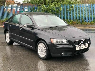used Volvo S40 1.6D S 4dr
