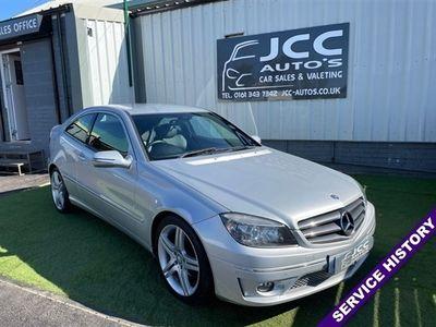 used Mercedes CLC200 CLC 2.1CDI SPORT 3d 122 BHP
