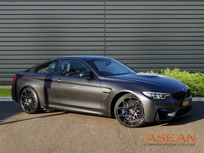 used BMW M4 4 SeriesCOMPETITION 2-Door