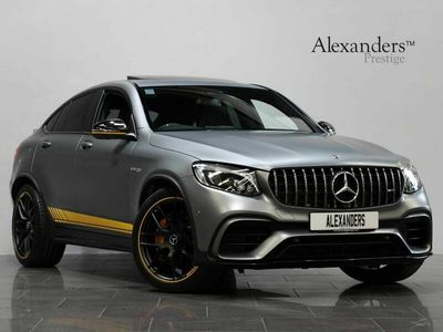 used Mercedes GLC63 AMG GLC 4.0V8 BiTurbo AMG S Edition 1 SpdS MCT 4MATIC+ (s/s) 5dr