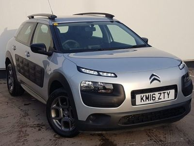 used Citroën C4 Cactus 1.2 Puretech [110] Feel 5Dr