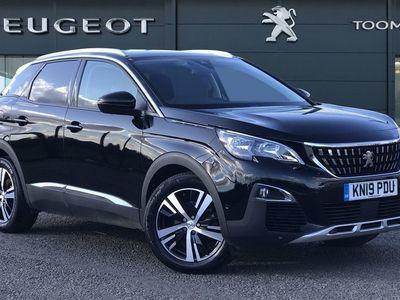 used Peugeot 3008 1.2 Puretech Allure 5Dr