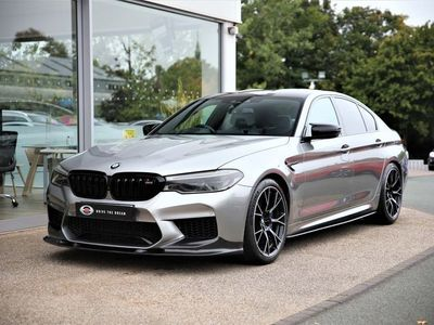 used BMW M5 4.4i V8 Competition Steptronic xDrive (s/s) 4dr Auto