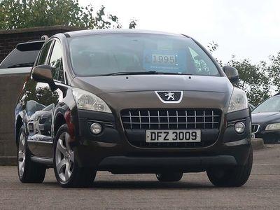 used Peugeot 3008 1.6 HDi FAP Sport 5dr