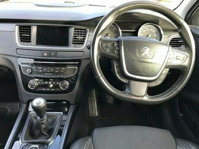 used Peugeot 508 2.0 ALLURE HDI FAP 4d 163 BHP
