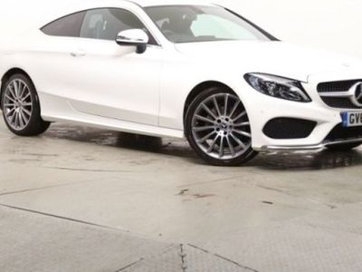used Mercedes C200 C ClassAMG Line 2dr 9G-Tronic 2.0