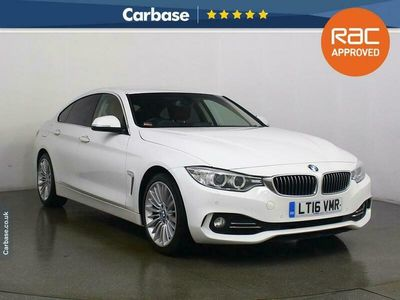 used BMW 420 4 Series d [190] Luxury 5dr Auto [Professional Media]