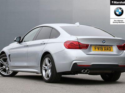 used BMW 420 4 Series i M Sport 5dr Auto [Professional Media] Hatchback 2019