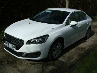 used Peugeot 508 1.6 BlueHDi Active (s/s) 4dr