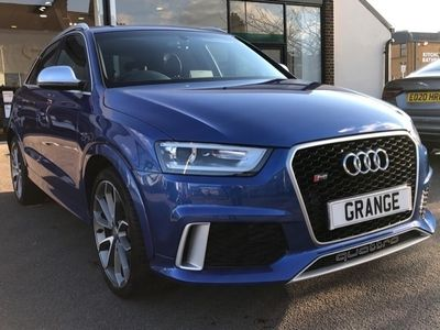 used Audi RS3 Q3 2014 Brentwood2.5T FSI Quattro 5dr S Tronic