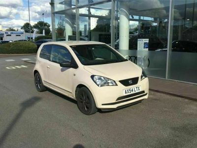 used Seat Mii Mii Hatchback Special Edition 1.0 75by Mango 3dr