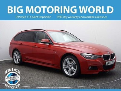 used BMW 330 3 Series D XDRIVE M SPORT TOURING Estate 2014