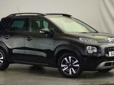 used Citroën C3 Aircross 1.2 PureTech Feel SUV 5dr Petrol Manual (s/s) (130 ps)