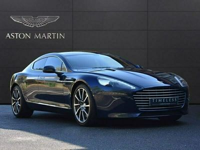 used Aston Martin Rapide S 6.0