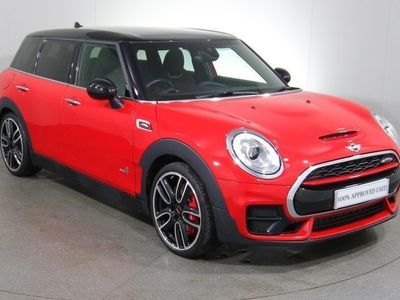 used Mini John Cooper Works Clubman 2018 Blackpool 2.0 John Cooper Works ALL4 6dr ( Cooper Works sport seats, Darkened Rear Glass, Park Distance Co