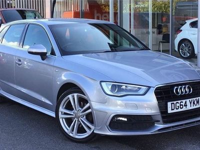 used Audi A3 1.2 Tfsi 110 S Line 5Dr