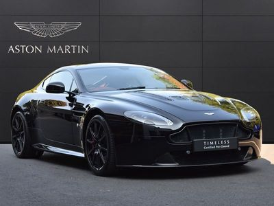 used Aston Martin Vantage COUPE SPORTSHIFT Semi-Automatic 2-Door