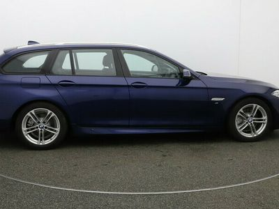 used BMW 520 5 Series D M SPORT TOURING 2.0 5dr