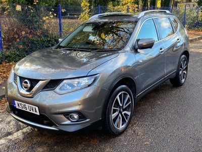 used Nissan X-Trail 1.6 dCi N-Tec 4WD (s/s) 5dr