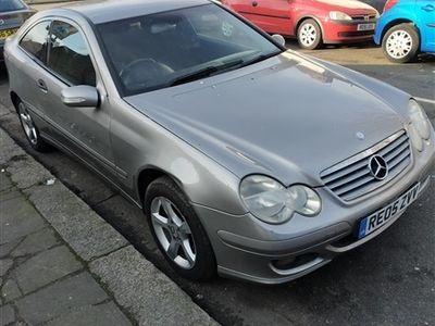 used Mercedes C220 C ClassCDI SE 3dr Auto