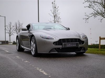 used Aston Martin Vantage 2dr Sportshift [420]