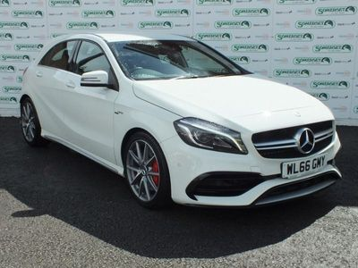 used Mercedes A45 AMG A-Class4MATIC 2.0 5dr