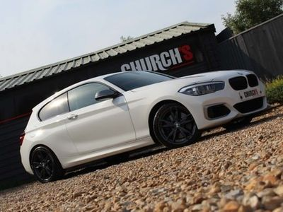 used BMW M140 1 Series 3.0GPF Shadow Edition Sports Hatch Auto (s/s) 3dr