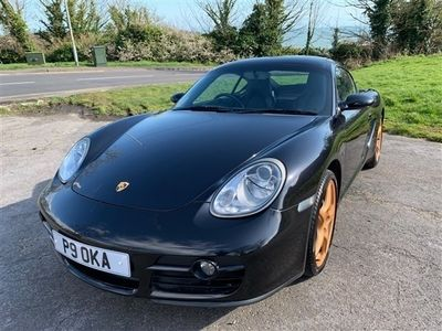 used Porsche Cayman 2.7 2dr Tiptronic S