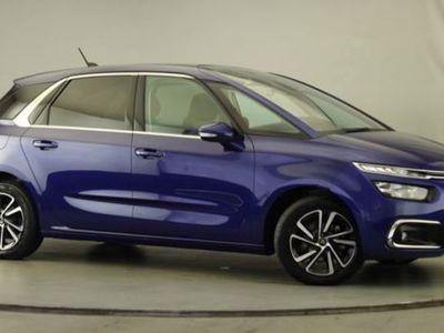 used Citroën C4 SpaceTourer C4 SPACETOURER 1.5 BlueHDi Feel (s/s) 5drdiesel estate
