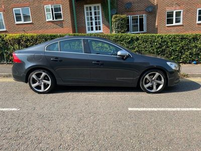 used Volvo S60 2.0 D3 R-Design Geartronic 4dr