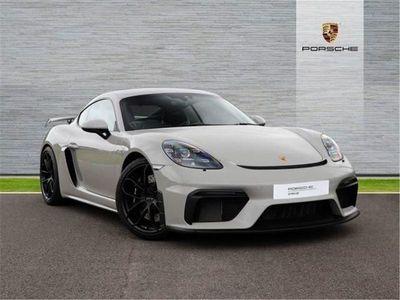 used Porsche Cayman 4.0 Gt4 2Dr
