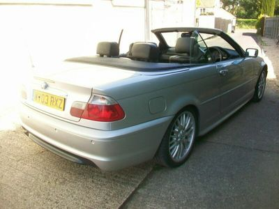 used BMW 325 Cabriolet 325 Ci M Sport 2dr CONVERTIBLE