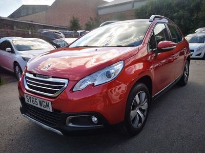 used Peugeot 2008 1.6 BlueHDi Active SUV 5dr Diesel Manual (s/s) (95 g/km, 100 bhp)