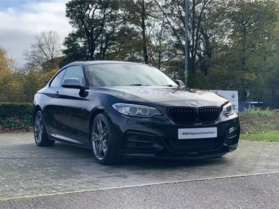 used BMW M235 2 Series2dr Step Auto