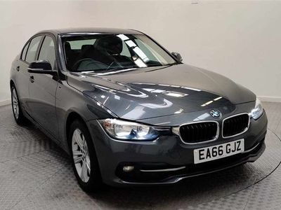 used BMW 316 3 Series d Sport 4dr 2.0