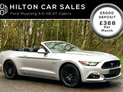 used Ford Mustang GT 5.0 2d 410 BHP, 2015 ( )