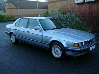 used BMW 750L 7 Series i