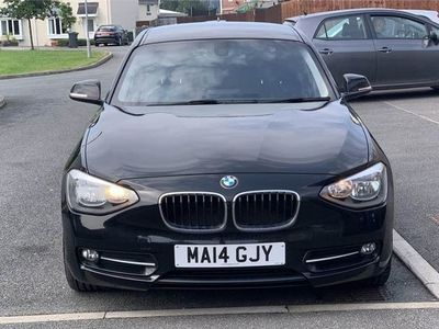 used BMW 116 1 Series d M Sport 3dr 2.0