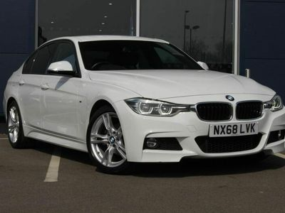 used BMW 320 3 Series 2.0 i M Sport Auto (s/s) 4dr