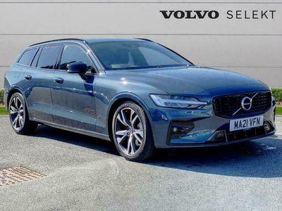 used Volvo V60 SPORTSWAGON 2.0 B4P R DESIGN 5dr Auto