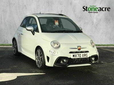 used Abarth 595 1.4 T-Jet 165 Turismo 70th Anniversary 3dr